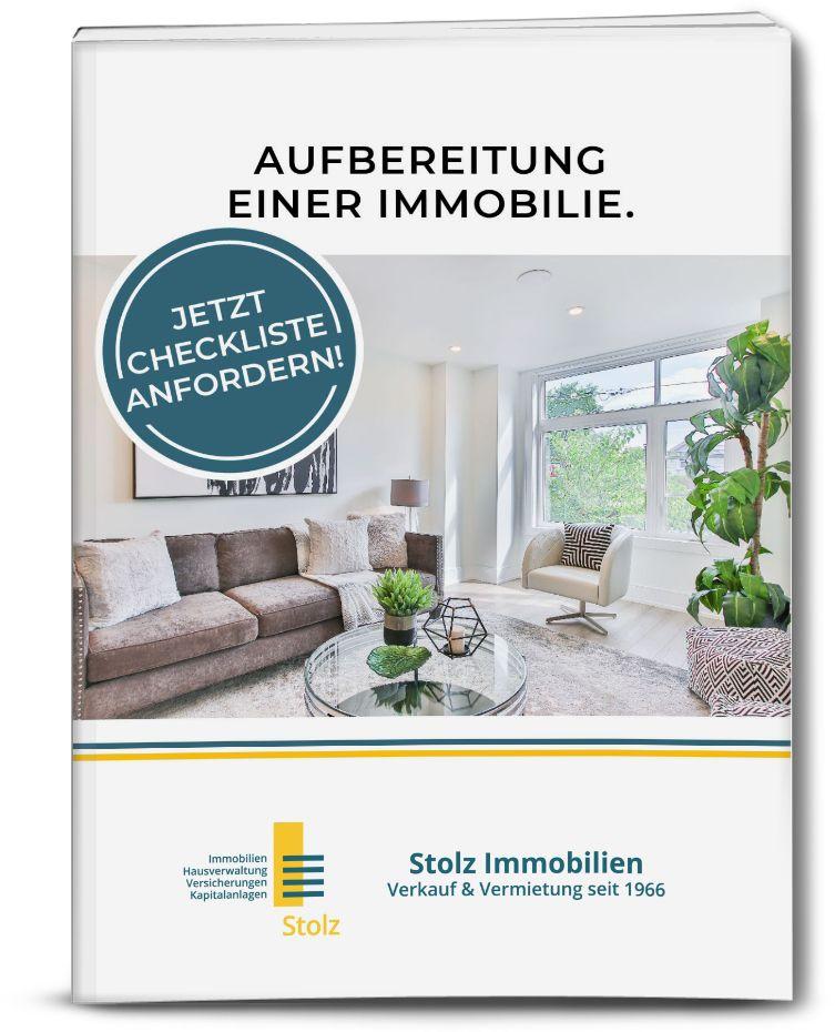 Checkliste Immobilienaufbereitung